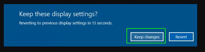 how to rotate laptop screen windows 10