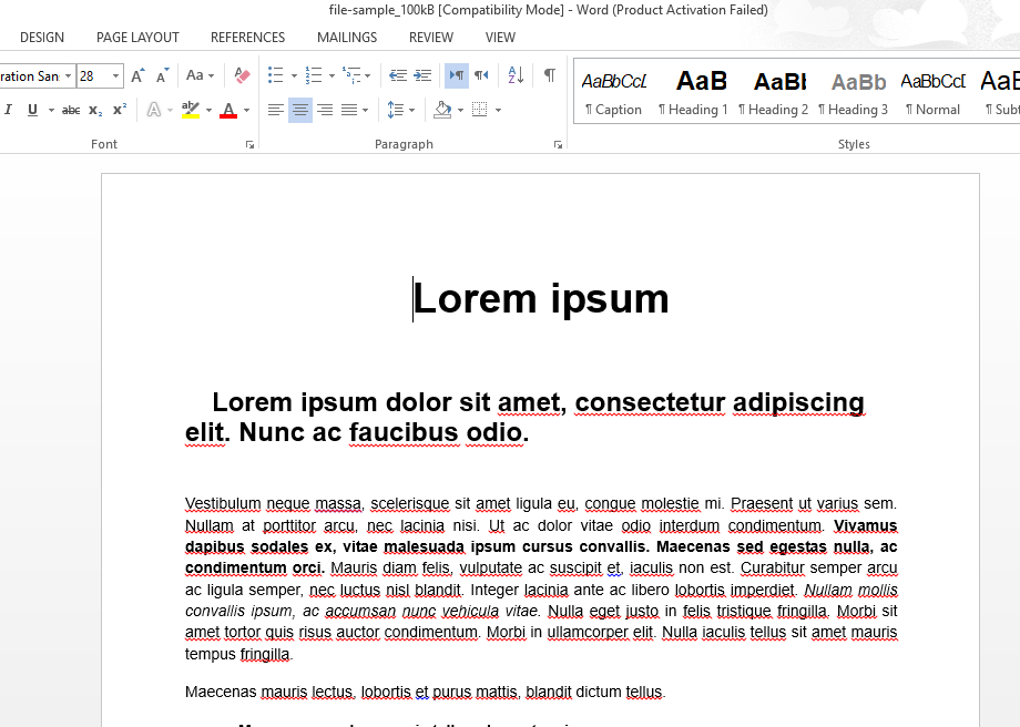 How To Remove Header And Footer In Word From All Pages
